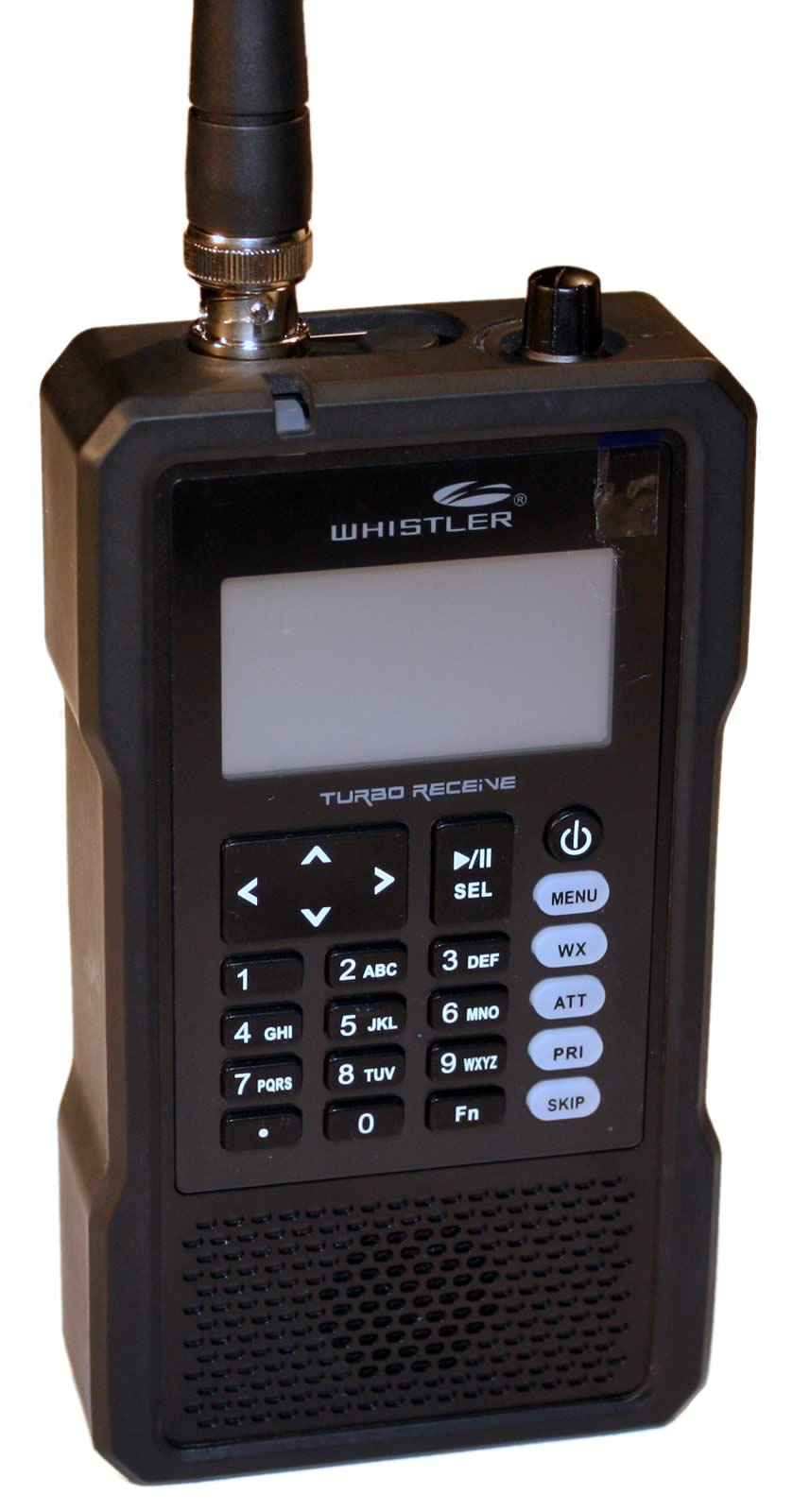 Whistler TRX-1 Handheld Digital Radio Scanner Featuring NXDN, DMR, and P25  Phase 2 Technology (no upgrade required), Includes Bumper Case